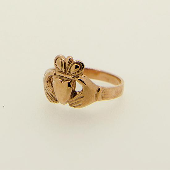 Childrens 9ct Rose